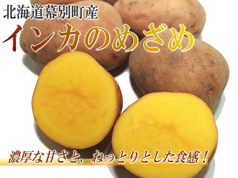 ジャガイモ 北海道 通販